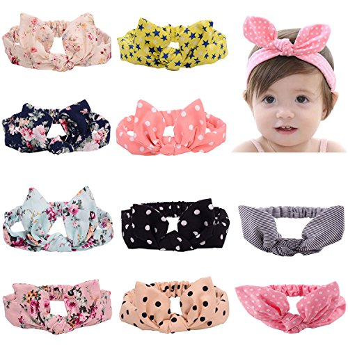 Toptim Headbands Knotted Hairbands Childrens product image