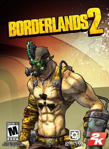 Borderlands 2 :Psycho Supremacy Pack (日本語版) [オンラインコード]