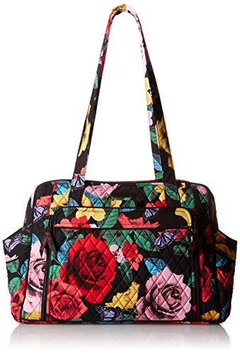 Vera Bradley Women's Stroll Around Baby Bag, Havana Rose by Vera Bradley