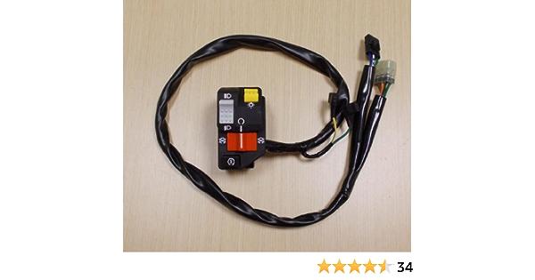 2005 – 2007 Honda TRX 400 TRX400 TRX400EX eléctrico Start matar cabeza interruptor de la luz