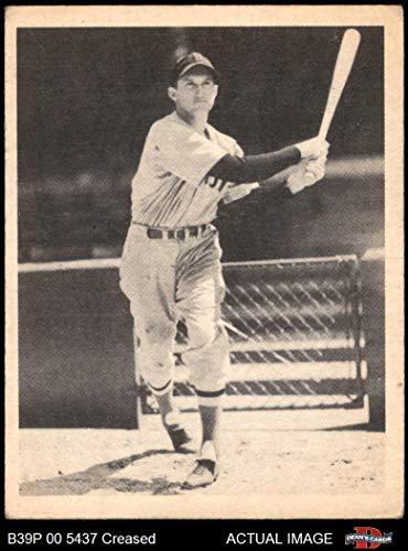 1939 Play Ball # 14 Jim Tabor Boston Red Sox (Baseball Card) Dean's Cards 3 - VG Red Sox