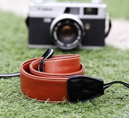 Bluecell SW-605 Classic Brown color PU leather...