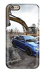 New Snap-on AnnDavidson Skin Case Cover Compatible With Iphone 6- Subaru Impreza Pictures