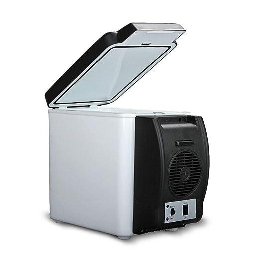 GUOF Mini refrigerador de Auto Mini refrigerador refrigerador y ...