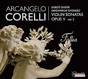 Arcangelo Corelli: Violin Sonatas, Vol. 2