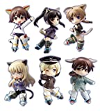 Strike Witches the Movie Toys Works Collection 2.5 Mini PVC Figure (1 Random Blind Box)