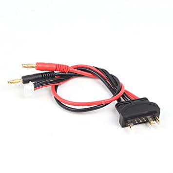 TwoCC Adaptador de cargador de batería con cables de compensación ...