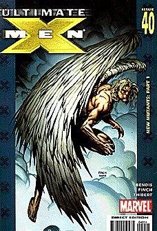 Read Online Ultimate X-Men (2000 series) #40 pdf
