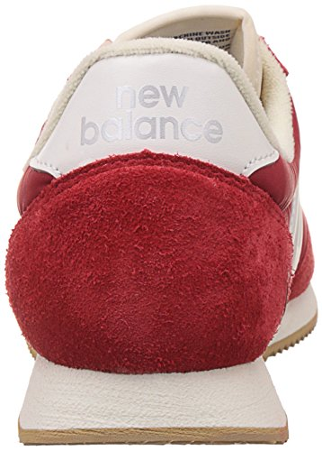 New Racer U White Red 220 Rouge RD Balance D rXHxZqrw