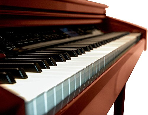Suzuki MDG-300 Red Micro Grand Digital Piano