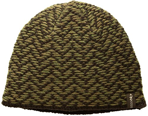 (Outdoor Research Ember Beanie, Earth/Kale,)