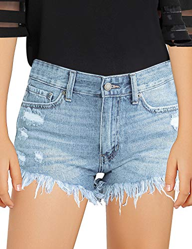 Top jean shorts for girls 10-12 for 2020