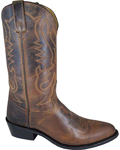 Smoky Mountain Mens Denver Round Toe Boots - Mens Denver Store