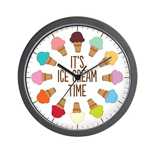 ice cream cone wall clocks - 4