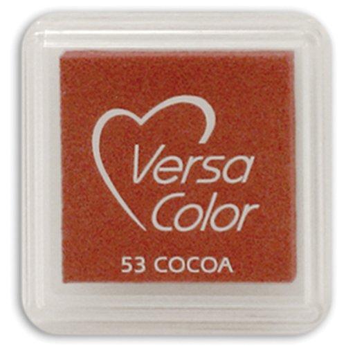 Tsukineko VS-053 VersaColor Pigment Inkpad 1'' Cube (Versacolor Ink Cube)