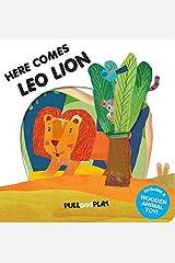 Here Comes Leo Lion (Pull and Play) by La Coccinella (2015-02-03) Board book