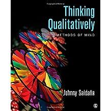 Thinking Qualitatively: Methods of Mind