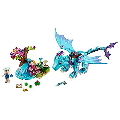 LEGO Elves The Water Dragon Adventure 41172: Toys & Games