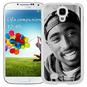 Beautiful Samsung Galaxy S4 Case ,Unique And Lovely Designed With Tupac Shakur (3) Samsung Galaxy S4 Phone Case
