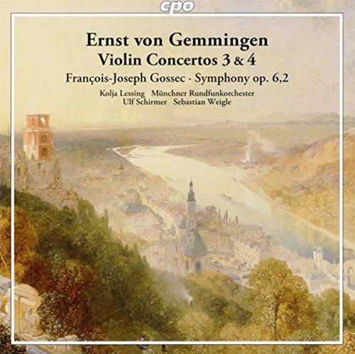 Gemmingen/Gossec: Orchestral Works ()
