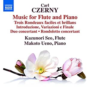 Carl Czerny: Music for Flute & Piano