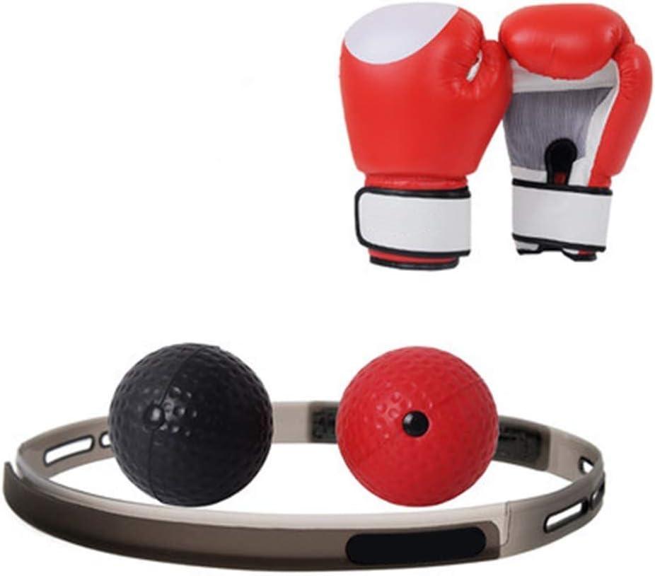 BeiMi Pelota refleja de Boxeo, 2 Piezas Pelota de Velocidad de ...