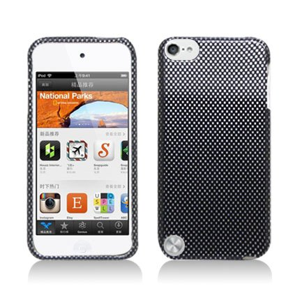 ipod 5 carbon fiber case - 1