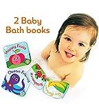 Floating Kids Books for Bathtub (Set of 2) - Best Reviews Guide