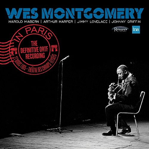 Wes Montgomery - In Paris: The Definitive Ortf Recording (Digipack Packaging, 2PC)