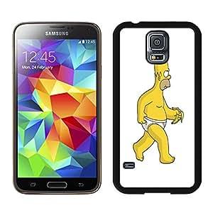 Popular Designed Case With Homer Cover Case For Samsung Galaxy S5 I9600 G900a G900v G900p G900t G900w Black Phone Case CR-299