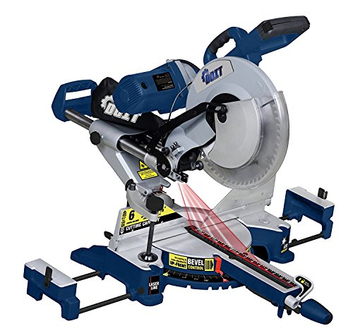 bosch 10 sliding miter saw - 6
