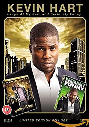 Kevin Hart The Stand Up Box Set Dvd Amazon Co Uk Leslie Small