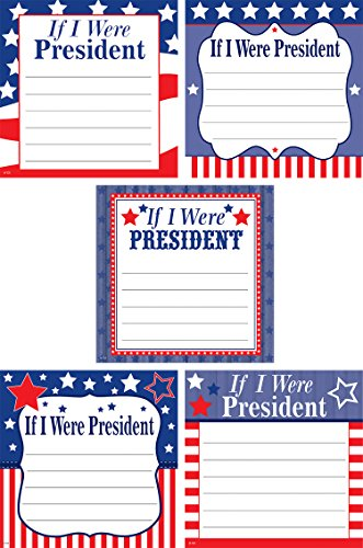 Teacher Created Resources If I Were President Accents (5896)