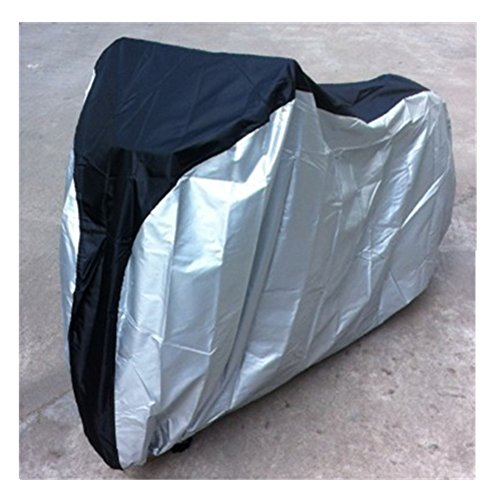 Exlight Bike Cover Polymer Fabric Extra Heavy Duty Bicycle Bike Cover Meshed Air Vents Mountain Road Electric