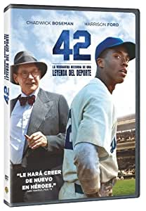 42: La Verdadera Historia De Un Deporte [DVD]
