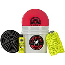Chemical Guys HOL133 Best Detailing Bucket Kit, 16 fl. oz (5 Items)