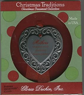 product image for Gloria Duchin Mothers Verse Ornament
