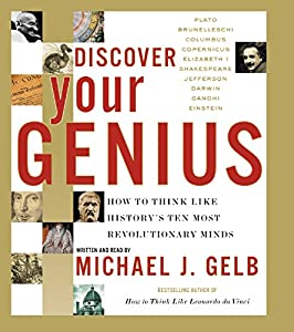Discover Your Genius Audiobook