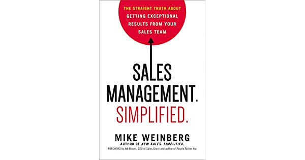 Sales management simplified the straight truth about getting sales management simplified the straight truth about getting exceptional results from your sales team livros na amazon brasil 9780814436431 fandeluxe Image collections