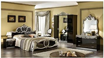 Camel Gruppe Im Barock-Stil, Italienische Schlafzimmer Set mit 6 ...