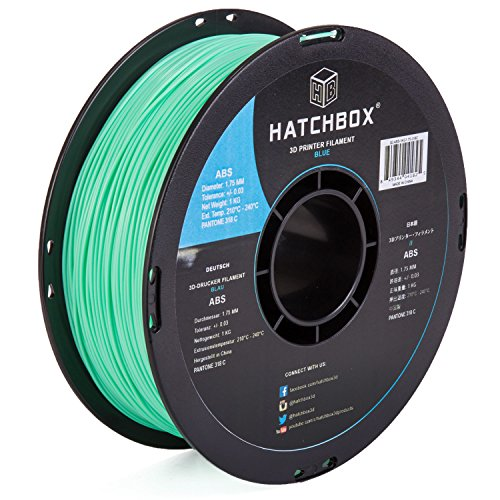 HATCHBOX 3D Filament Dimensional Accuracy product image