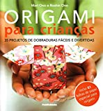 capa de Origami Para Crianças