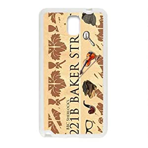 221B BAKER STREET Cell Phone Case for Samsung Galaxy Note3