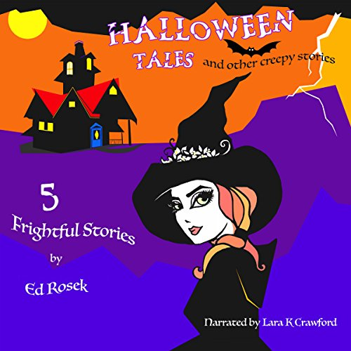 Audio Books For Halloween (Halloween Tales: And Other Creepy)