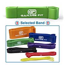 Pull up Assist Bands, Heavy Duty Resistance Bands, Durable Pull up Bands, Mobility Bands for Cross Training, Exercise Resistance Bands for Gymnastics and Powerlifting Ideal Pull up Assist Bands