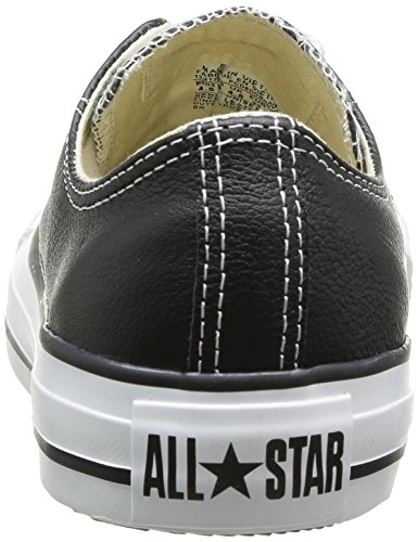 US 12 Women Men Black Basketball Ox Converse 10 Unisex Chuck US Shoe Taylor wCqC71H
