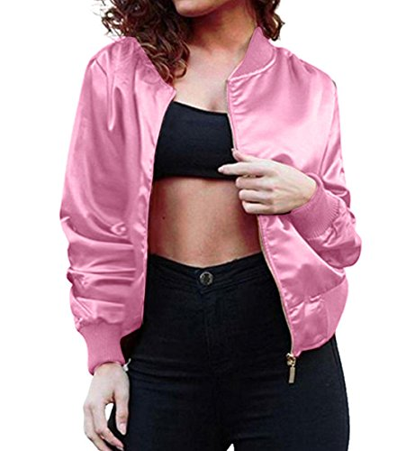 Quilted Satin Jacket - 9