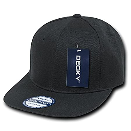 Decky Vintage Snap Back Baseball cap, Uomo, Vintage Snap Back, Grey, N/A 350-GRY