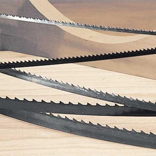 "100/' x 1//2/"" x 8R Carbon Flex Back Bandsaw Coil Stock USA MK Morse New!!"