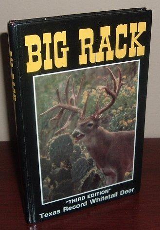 Big Rack Texas Record Whitetail Deer